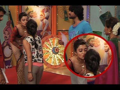 Xxx Mp4 Rashmi Desai And Tina Dutta LESBIAN KISS Ichcha And Tappu Of Uttaran 3gp Sex