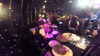 Sasy Mankan - Vay Cheghad Mastam Man - Nowruz - Live Drum Cam