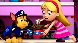 NEW ANIMATION PAW PATROL 2016   Psi patrol EP 11  Pup Pup Boogie