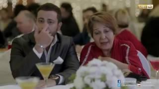 السبع بنات - الام مع ابنها اللى متجوزش فى فرح قرايبهم :D