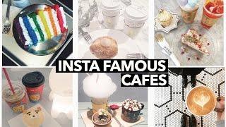 📷 Instagram Famous Cafes in Seoul, Korea ☕️