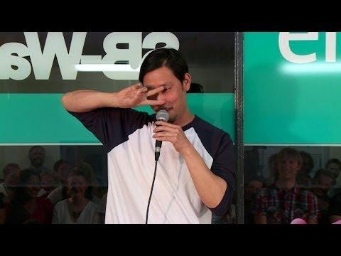 Xxx Mp4 Ill Young Kim Der Ehrgeizigste Comedian Der Welt NightWash Live 3gp Sex