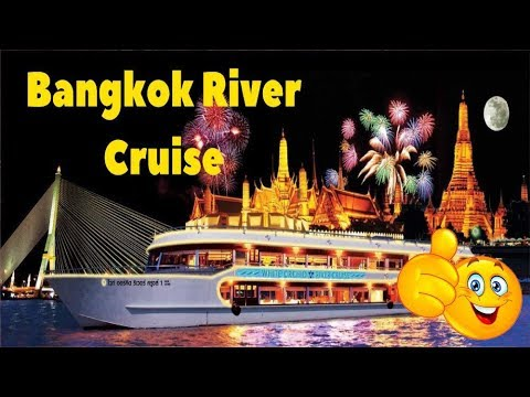 Xxx Mp4 White Orchild River Cruise Bangkok Thailand กินบุฟเฟห์ ล่องเรือชมวิวสวยๆอลังการ 3gp Sex