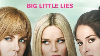 Big Little Lies (HBO) Trailer HD - Reese Witherspoon, Shailene Woodley, Alexander Skarsgard series
