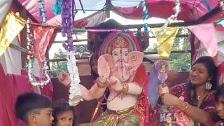 New Raipur Sec 29 Ganesh Visarjan