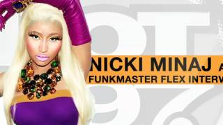 Part 4 Nicki Minaj talks to Flex on Hot97