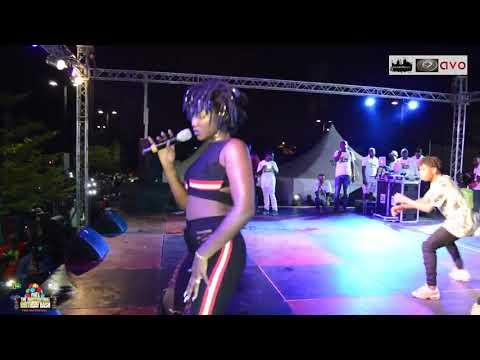 Xxx Mp4 Ebony Performance At YFM Junction Mall Anniversary Concert 3gp Sex
