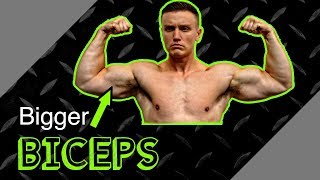 Intense Dumbbell Bicep Finisher | Anabolic Superset