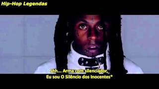 Lil Wayne - Jumpman + Wayne dando aviso no Studio [Legendado] #NC2