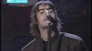 Oasis - Champagne Supernova (Live At MTV Video Music Awards 1996)