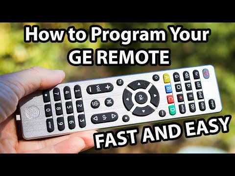 Xxx Mp4 Programming Your GE Universal Remote Control To ANY Device 3gp Sex