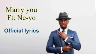 Marry you lyrics by diamond ft neyo posted by van ginkel