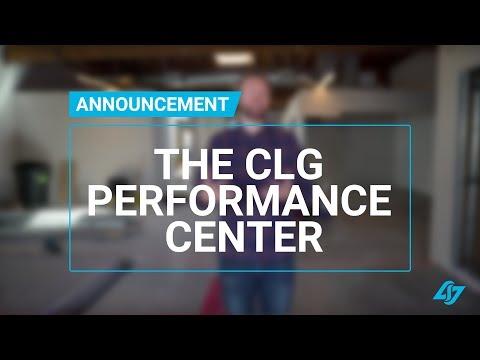 Xxx Mp4 Introduction The CLG Performance Center Official Announcement 3gp Sex