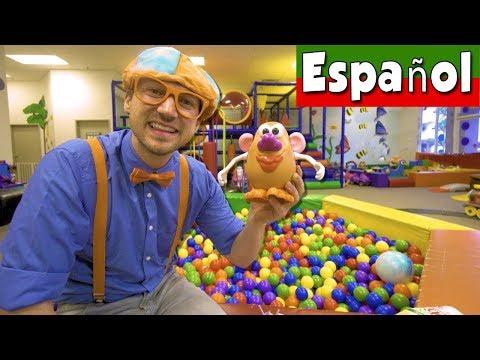 Xxx Mp4 Aprende Las Partes Del Cuerpo Con Blippi Español Videos Educacionales Para Niños 3gp Sex