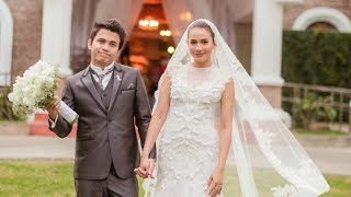 Yael and Karylle Wedding Video by Threelogy (San Antonio de Padua)
