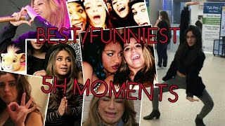 Fifth Harmony Humor || Best & funniest moments