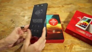 Vision(it 1505), le Smartphone itel Mobile