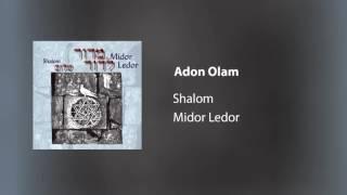 Shalom - Adon Olam [Jewish Music]
