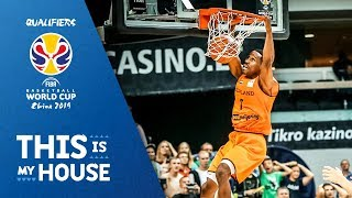 Nike Top 10 Plays - Gameday 2 - 4th Window - FIBA Basketball World Cup 2019 - Qualifiers