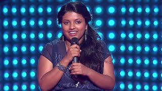 The Voice India - Amrapali Shindhe Performance in Blind Auditions