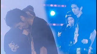 Tep boperk ft G Davit Hang Meas HDTV Concert, OSIHI Concert, 01 October 2017, My សង្សារ,