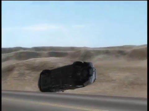 Need for Speed Pro Street crash