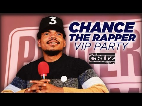 Chance The Rapper Talks Kanye Collab Project The Beyonce VMA Moment Struggles To Success