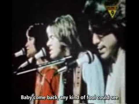 Player-Baby Come Back