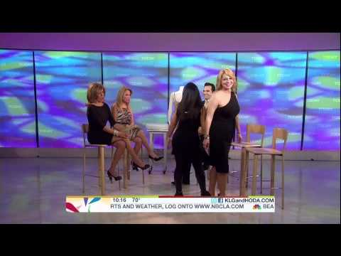 Brazilian Butt Lift Featured on the Today Show 2 10 11