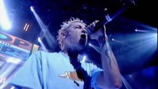 Linkin Park Live - Crawling  Top of the Pops 2001