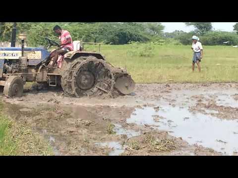 Xxx Mp4 Power Of Swaraj 735FE Tractor Mahindra 575 Cultivating Mud Field With Swaraj Uvmedia 3gp Sex