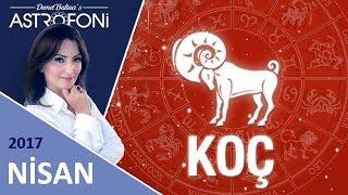 KOÇ Burcu Nisan 2017 Aylık Astroloji ve Burç Yorumları