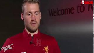 حارس مرمي ليفربول يتحدث عن محمد صلاح ويقول محمد صلاح لاعب عالمي