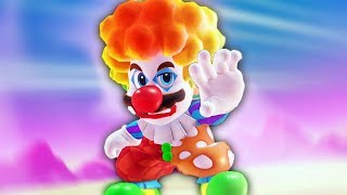 MARIOWISE THE CLOWN | Super Mario Odyssey - Part 6