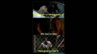 Daryl and Beth -Still here