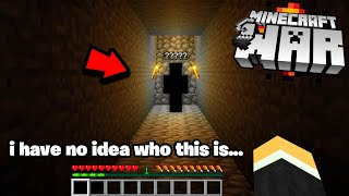 returning home to my underground Minecraft Bunker..when i see this!