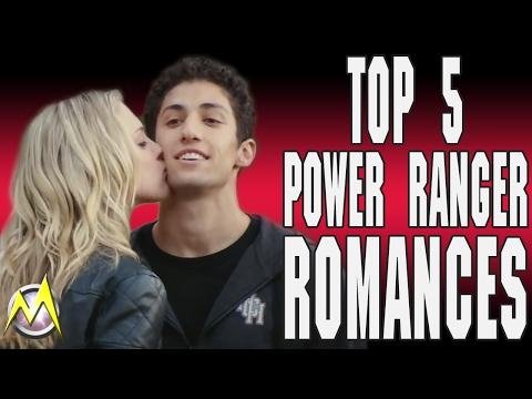 Xxx Mp4 Top 5 Power Ranger Romances Ranger Database Valentine S Day Special 3gp Sex