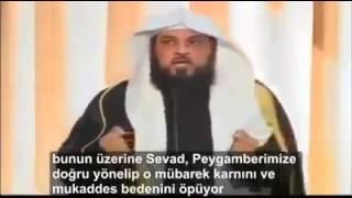 Suudi Arabistan alimlerinden Muhammed el-Arifi'nin tutuklamasına sebep olan Cuma Hutbesi