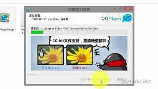 Steps Install QQPlayer and Language Pack