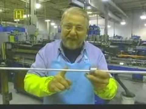 Fabricando arco Hoyt e flecha Easton Parte 2