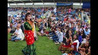 Jamuna Rana Magar in UK lll Nepali Open Concert 2017