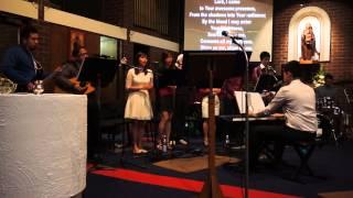 Easter vigil final hymn 2014