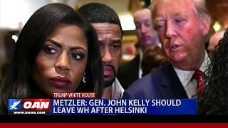 Republican Strategist: Gen. John Kelly Should Leave White House After Helsinki