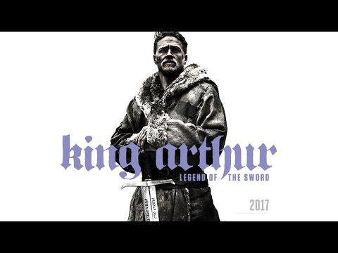 Βασιλιάς Αρθούρος: Ο Θρύλος του Σπαθιού - Official Comic Con Trailer (Gr Subs)
