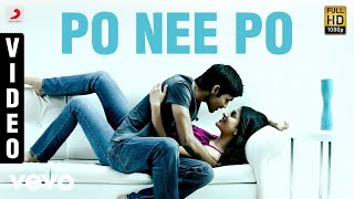 3 - Po Nee Po Video | Dhanush, Shruti | Anirudh