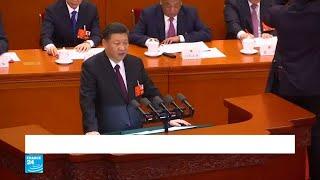 الرئيس الصيني يحذر تايوان