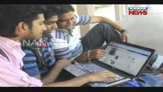 Berhampur University WiFi: Study or Porn?