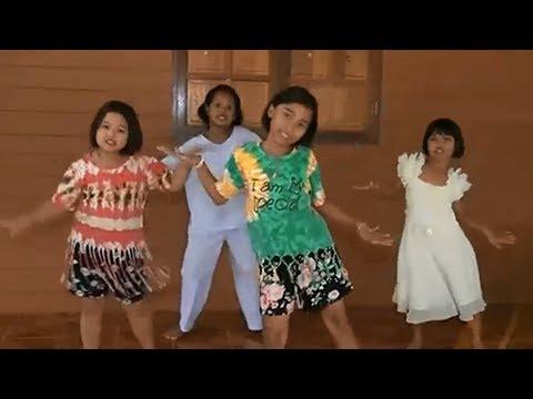 4 เด็กหญิง 'เด็กเซาะกราว' โชว์สเต็ปเทียบชั้น BLACKPINK จัดเต็ม MV เป๊ะทุกท่า