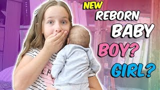 Real Reborn Baby Unboxing Madison Gets a *NEW* Lifelike Reborn BABY Doll