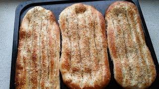 Naan Barbari Recipe - نان بربری